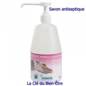 Savon antiseptique Aniosafe Manuclear HF 1litre