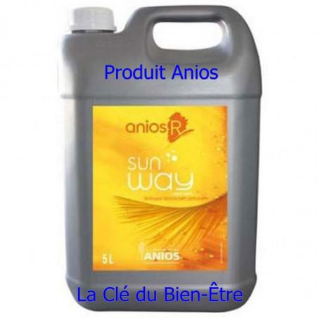 Nettoyant désinfectant Anios R Sun way