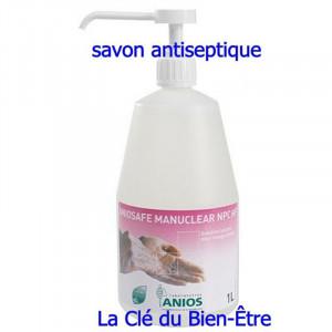 Savon antiseptique Aniosafe Manuclear NPC HF 1litre