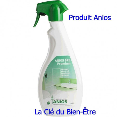 Nettoyant sanitaire Anios SPS premium