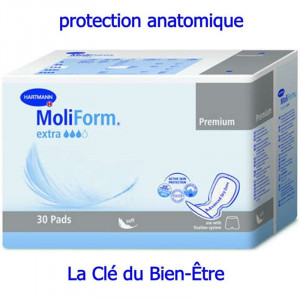 Lot 120 Protections anatomiques Moliform premium soft Extra