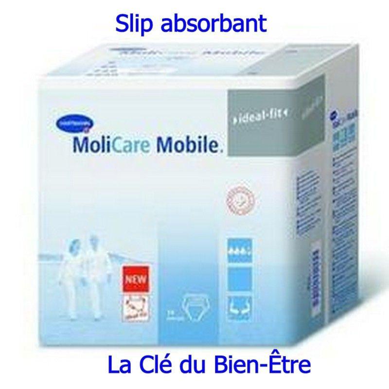 Slip absorbant Hartmann Molicare Mobile