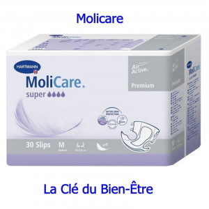 Couche adulte Molicare Premium Super plus 8GS