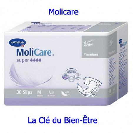 Couche adulte Molicare Premium Super plus 8GS