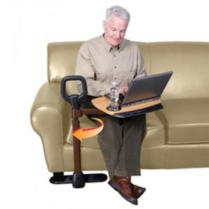 CouchCane avec tablette