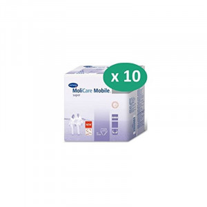 Lot de 10 sachets slip absorbant T4