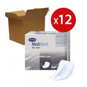 Lot Molimed for men 12 sachets de 14 pièces