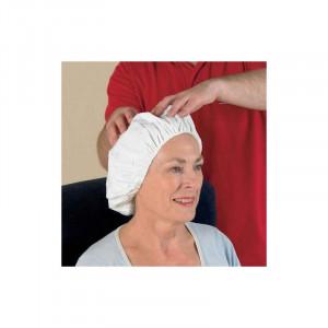 Bonnet à shampoing sans eau