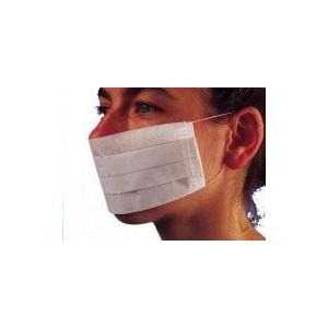 Masques papier usage unique 2 plis - Boîte(s) de 100