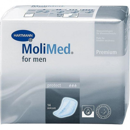 Protection urinaire pour homme - Molimed for Men Protect
