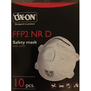 Masque FFP2 boite de 10