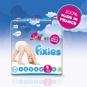 Hartmann Fixies Junior 11-25 kg 108 pièces