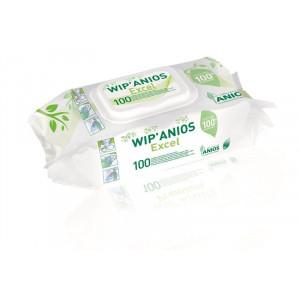 Lingettes Wip'Anios Excel 100 pièces