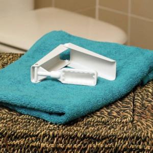 Aide papier toilette pliable Homecraft