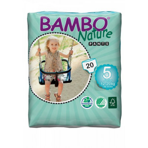 Bambo nature Pull up junior 12/20 kg