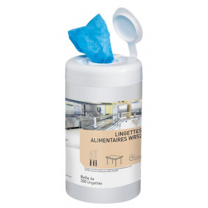 Lingettes alimentaires WR52 Anios